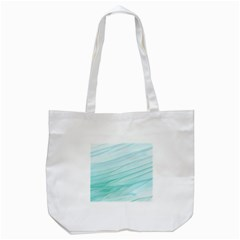 Texture Seawall Ink Wall Painting Tote Bag (white)