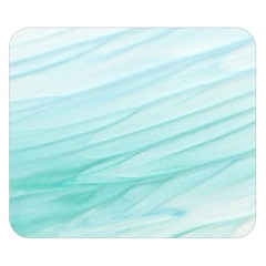 Texture Seawall Ink Wall Painting Double Sided Flano Blanket (small)