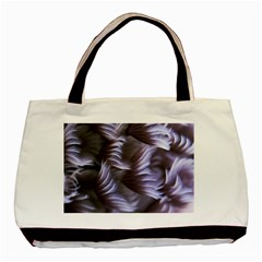 Sea Worm Under Water Abstract Basic Tote Bag
