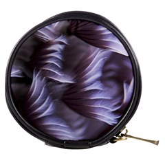 Sea Worm Under Water Abstract Mini Makeup Bags