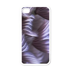 Sea Worm Under Water Abstract Apple Iphone 4 Case (white)