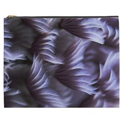 Sea Worm Under Water Abstract Cosmetic Bag (xxxl)