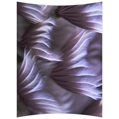 Sea Worm Under Water Abstract Back Support Cushion