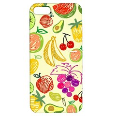 Seamless Pattern Desktop Decoration Apple Iphone 5 Hardshell Case With Stand