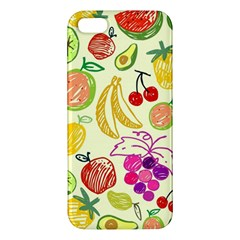 Seamless Pattern Desktop Decoration Apple Iphone 5 Premium Hardshell Case