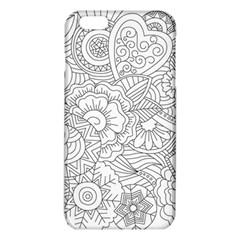 Ornament Vector Retro Iphone 6 Plus/6s Plus Tpu Case