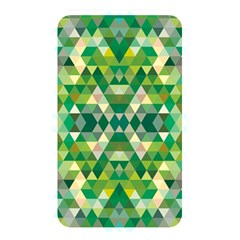 Forest Abstract Geometry Background Memory Card Reader