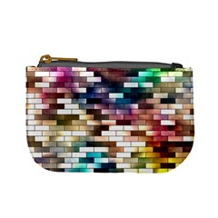 Background Wall Art Abstract Mini Coin Purses