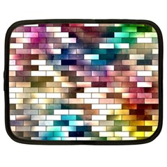 Background Wall Art Abstract Netbook Case (xl)