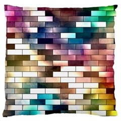 Background Wall Art Abstract Large Cushion Case (one Side)