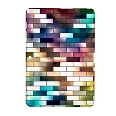 Background Wall Art Abstract Samsung Galaxy Tab 2 (10 1 ) P5100 Hardshell Case