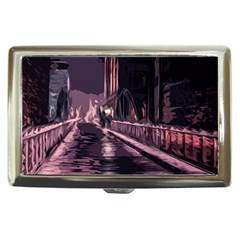 Texture Abstract Background City Cigarette Money Cases