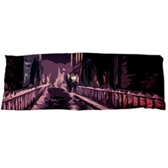 Texture Abstract Background City Body Pillow Case Dakimakura (two Sides)