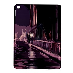 Texture Abstract Background City Ipad Air 2 Hardshell Cases
