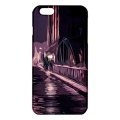 Texture Abstract Background City Iphone 6 Plus/6s Plus Tpu Case