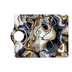Time Abstract Dali Symbol Warp Kindle Fire Hd (2013) Flip 360 Case