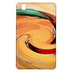 Spiral Abstract Colorful Edited Samsung Galaxy Tab Pro 8 4 Hardshell Case