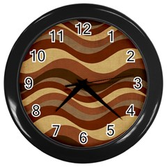 Backgrounds Background Structure Wall Clocks (black)