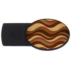 Backgrounds Background Structure Usb Flash Drive Oval (4 Gb)