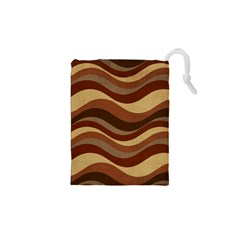 Backgrounds Background Structure Drawstring Pouches (xs)