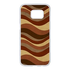Backgrounds Background Structure Samsung Galaxy S7 Edge White Seamless Case