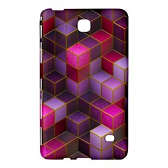 Cube Surface Texture Background Samsung Galaxy Tab 4 (8 ) Hardshell Case