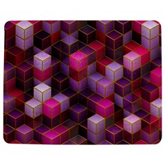 Cube Surface Texture Background Jigsaw Puzzle Photo Stand (rectangular)