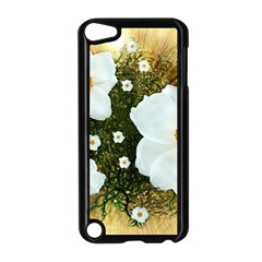 Summer Anemone Sylvestris Apple Ipod Touch 5 Case (black)