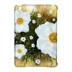 Summer Anemone Sylvestris Apple Ipad Mini Hardshell Case (compatible With Smart Cover)
