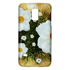Summer Anemone Sylvestris Galaxy S5 Mini
