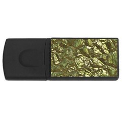 Seamless Repeat Repetitive Rectangular Usb Flash Drive