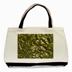 Seamless Repeat Repetitive Basic Tote Bag (two Sides)