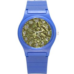 Seamless Repeat Repetitive Round Plastic Sport Watch (s)