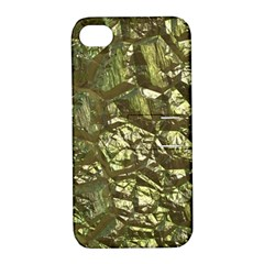 Seamless Repeat Repetitive Apple Iphone 4/4s Hardshell Case With Stand