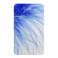 Feather Blue Colored Memory Card Reader