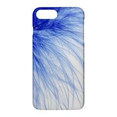 Feather Blue Colored Apple Iphone 7 Plus Hardshell Case