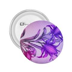 Flowers Flower Purple Flower 2 25  Buttons