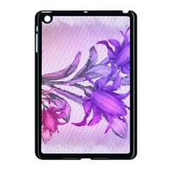 Flowers Flower Purple Flower Apple Ipad Mini Case (black)