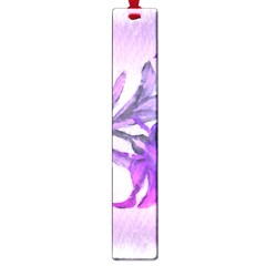 Flowers Flower Purple Flower Large Book Marks