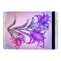 Flowers Flower Purple Flower Samsung Galaxy Tab Pro 10 1  Flip Case