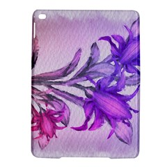 Flowers Flower Purple Flower Ipad Air 2 Hardshell Cases