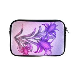 Flowers Flower Purple Flower Apple Macbook Pro 13  Zipper Case