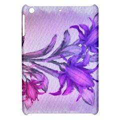 Flowers Flower Purple Flower Apple Ipad Mini Hardshell Case