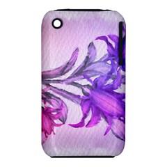 Flowers Flower Purple Flower Iphone 3s/3gs