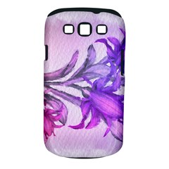 Flowers Flower Purple Flower Samsung Galaxy S Iii Classic Hardshell Case (pc+silicone)