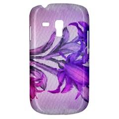 Flowers Flower Purple Flower Galaxy S3 Mini