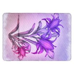 Flowers Flower Purple Flower Samsung Galaxy Tab 8 9  P7300 Flip Case