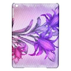 Flowers Flower Purple Flower Ipad Air Hardshell Cases