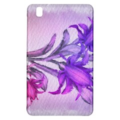 Flowers Flower Purple Flower Samsung Galaxy Tab Pro 8 4 Hardshell Case