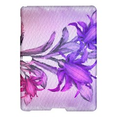 Flowers Flower Purple Flower Samsung Galaxy Tab S (10 5 ) Hardshell Case